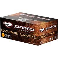 Dye Proto Advantage - Bola de paintball, color naranja