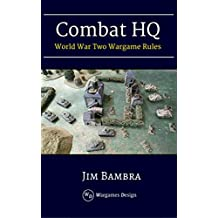 Combat HQ: World War Two Wargame Rules