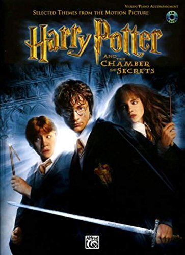 Selected Themes from the Motion Picture Harry Potter and the Chamber of Secrets for Strings: Selected Themes from the Motion Picture - Violin
