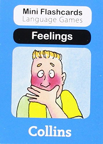 Feelings (Mini Flashcards Language Games)