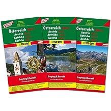 Austria 3 Regional Maps