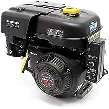 Lifan 177Motor Gasolina 6.6kW (9CV) 4-temps 25.4mm 1cilindro con arranque eléctrico 12V