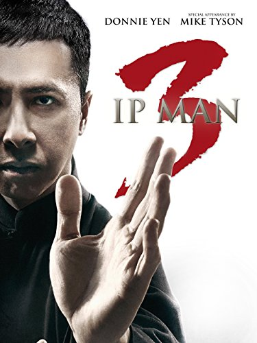 Ip Man 3 Cover