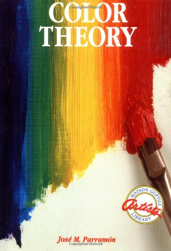 Colour Theory (Artists Library) por J.M. Parramon