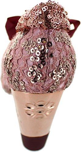 Irregular Choice Pumps BUBBLES GUM 3801-66B pink Pink