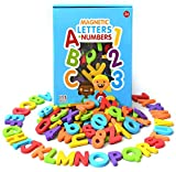 Best LeapFrog Fridge Magnets - Curious Columbus Magnetic Letters Numbers. Set of 115 Review