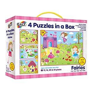 Galt America- Toys Mi Primer Puzle - Hadas, 1004738