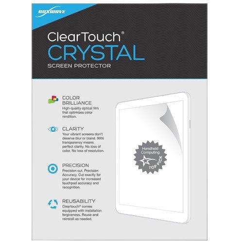 Panasonic Toughpad 4K fz-y1Bildschirmschutzfolie, BoxWave [ClearTouch Crystal Bildschirmschutzfolien] HD Crystal Folie Haut zu Shield vor Kratzern für Panasonic Toughpad 4K fz-y1