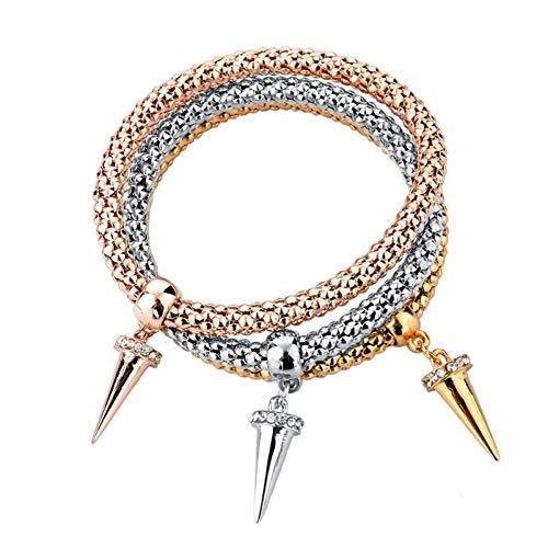 YCWDCS Armband Dropshipping Benutzerdefinierte Gold Turtle Charm Armbänder Armreifen Für Frauen Vintage Schmuck Freundschaftsarmband Femme