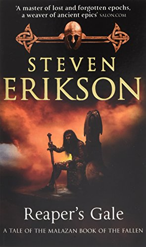 Reaper's Gale: The Malazan Book of the Fallen 7