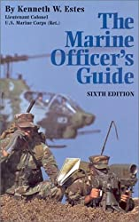 The Marine Officer's Guide by Kenneth W. Estes (1995-12-31)