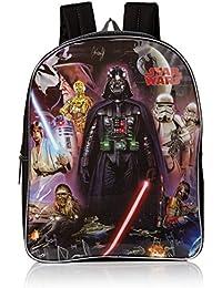 "Disney Boys Star Wars Backpack 15"" X 12"" X 5"""