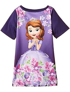 Disney DRESS-Vestido Niñas,