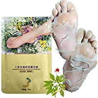 Ardorlove Exfoliating Foot Peel Mask Ginseng Extract Hard Dead Skin Remover Smooth Feet Mask 1 Pair preisvergleich bei billige-tabletten.eu
