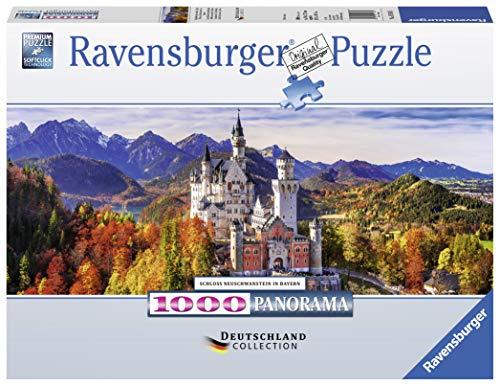 Ravensburger - Castillo Neuschwanstein, Bavaria (15161)