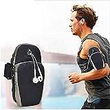 BOKA® Sports Armband Pouch/Arm Belt - Universal Waterproof Hand Fitness Mobile Case