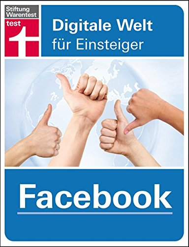 Facebook: Digitale Welt für Einsteiger Buch-Cover