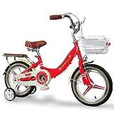 ZXUE Bicyclettes pour enfants garçons et filles bébé vélo 12/14/16 pouces 2-10 ans vélo (taille : 12 pouces)