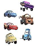 stickersnews–Sticker Selbstklebend Kinder Disney Cars Maße–20x 30cm