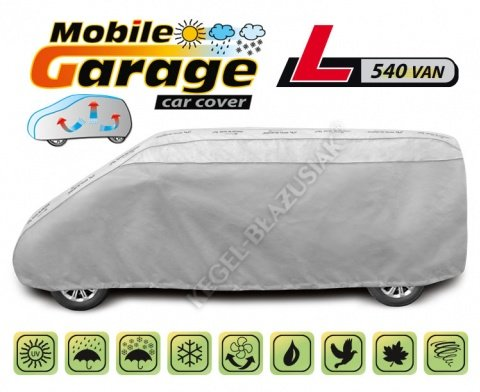 Kegel-Blazusiak Mobile Garage Vollgarage L540 Van