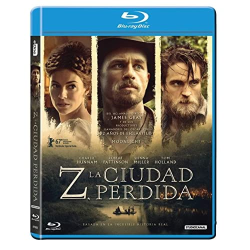 Z, La Ciudad Perdida Blu-Ray [Blu-ray] 5