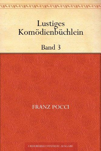 Lustiges Komödienbüchlein - Band 3