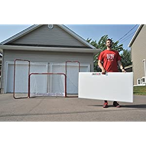 HOCKEYSHOT Shooting Pads 3 sizes Junior Intermediate and Professional
