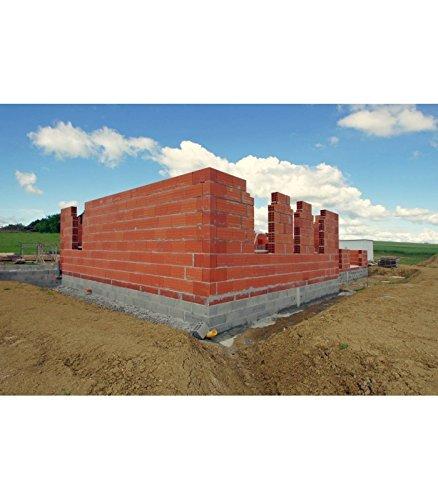 Enduit d'impermeabilisation fondations et murs 12.5 Kg Gris
