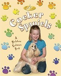 Cocker Spaniels (Pet Care (Crabtree Hardcover))