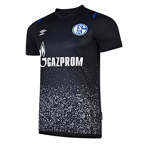 Umbro FC Schalke 04 3.Trikot 2019/20 Kinder Official Licensed Product - XL