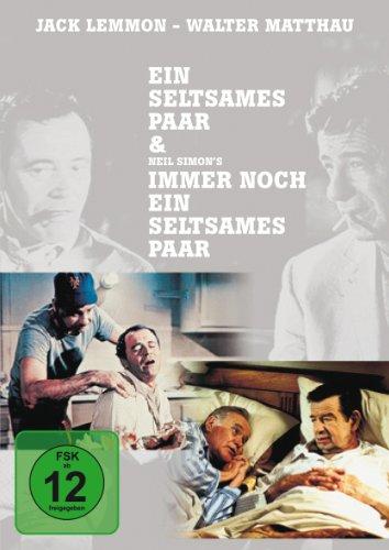 Ein seltsames Paar & Immer noch ein seltsames Paar (2 DVDs)