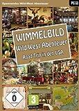 Wimmelbild Wild West Abenteuer: Road Trip in den USA -