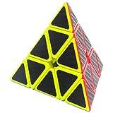 COOJA Pyraminx, Cubo Magico Pyramix Cubo Piramide Speed Cube