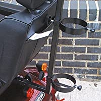 Drive Mobility Scooter Oxygen Bottle Holder Central Gas Cylinder Tank Universal