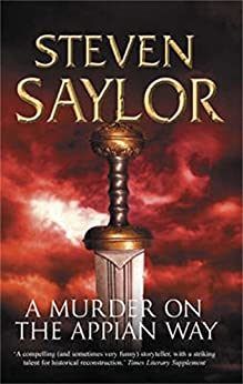 A Murder on the Appian Way par [Saylor, Steven]