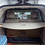Mercedes benz ml gle class dog guard 2011 current for Barrier mercedes benz