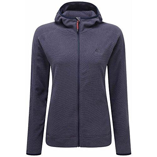 Mountain Equipment Womens Diablo Fleece Jacket Cosmos (UK Size 14)