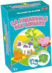 Tactic- 02596 - La Farandole des Animaux