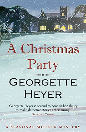 A Christmas Party por Georgette Heyer