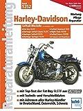 Harley-Davidson Softail-Modelle / Modelljahre 2000 bis 2004 (Reparaturanleitungen)