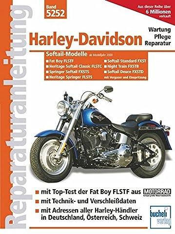 Harley-Davidson Fat Boy/Softail/Springer ab Modelljahr