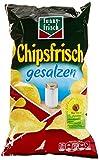 funny-frisch Chipsfrisch Gesalzen, 5er Pack (5 x 175 g)