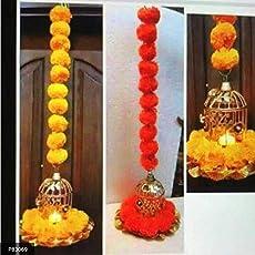Generic Cage Wall/Door Hanging Toran 2 Pieces Set