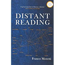 Distant Reading by Franco Moretti (2013-06-04)