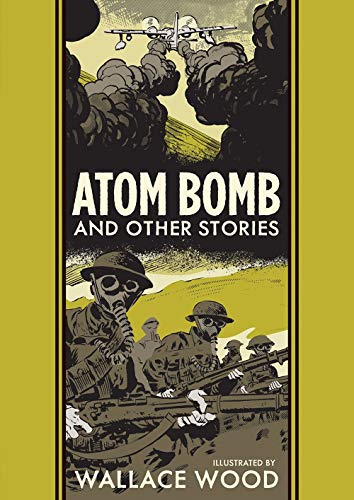 Atom Bomb and Other Stories (Ec Comics Library) Atom-design