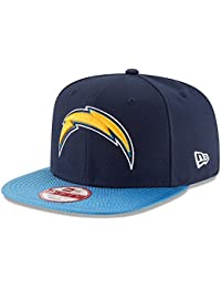 A NEW ERA Era NFL Sideline 9Fifty Sadcha OTC Gorra Línea San Diego Chargers  de Tenis 0b54650e385