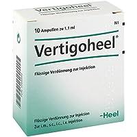 Vertigoheel Ampullen 10 stk preisvergleich bei billige-tabletten.eu