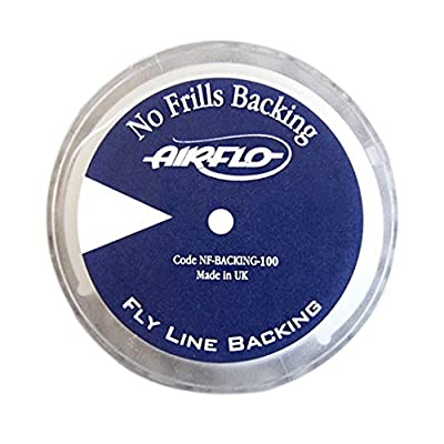 Fishoot Airflo Economy 20lb Breaking Strain Fly Fishing Line Backing - 100m Length from Fishoot