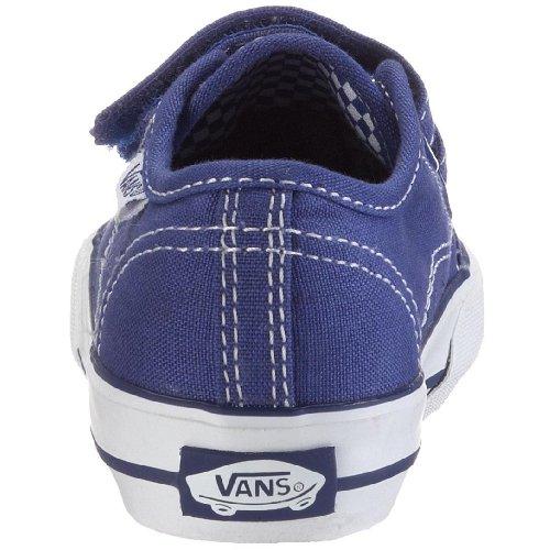 Vans T BIG SCHOOL Blue Jewel VKWB2RD, Sneaker, Unisex bambino Blu (Blau ((Mnichcklning)R))