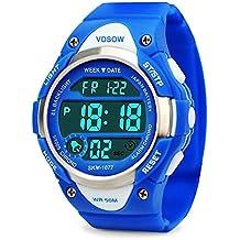 Amazon.es  relojes niños - 4 estrellas y más a9b4d5dad358